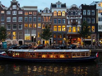 KLMオランダ航空+アイスランド航空で行くアムステルダム・レイキャビック6日間