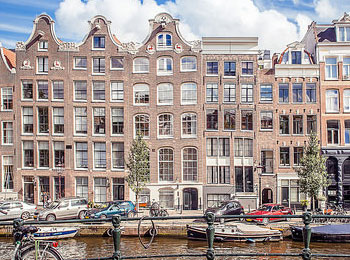 <往復直行便利用//赤い列車タリス乗車>KLMオランダ航空・エールフランス航空で行くアムステルダム・ブリュッセル・パリ8日間