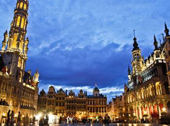 KLMオランダで行くベルギー鉄道旅☆ブルージュ・アントワープ・ブリュッセル6日間