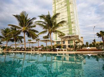 今、注目のベトナムリゾート ダナン『フュージョン スイーツ ダナン ビーチ』4日間