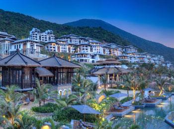 今、注目のベトナムリゾート ダナン『インターコンチネンタル ダナン サン ペニンシュラ リゾート』4日間