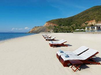 ベトナム屈指のビーチリゾート・ニャチャン 街中にあるビーチフロントパラダイス『インターコンチネンタル』滞在5日間