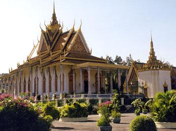 おひとり様追加代金なし・ベトナム旅行で行くカンボジア周遊☆彡プノンペン・シェムリアップ6日間