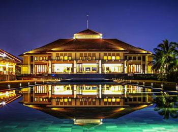 話題のベトナムリゾート ダナン 一生思い出に残るホリデーを。「プルマン ダナン リゾート」5日間