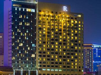 【ベトナム航空往復ビジネスクラス直行便利用/送迎付】サイゴン川沿い5つ星高層ホテル『ルネッサンス リバーサイド』宿泊ホーチミン4日間