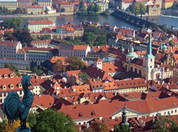 オーストリア航空利用! 中欧2都市 プラハ・ウィーン6日間
