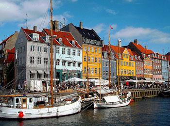 ☆羽田発着! スカンジナビア航空直行便で行く☆ コペンハーゲンを楽しむ5日間