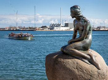 ☆羽田発着 スカンジナビア航空利用☆ 北欧魅力の2都市を訪ねて! コペンハーゲン・ストックホルム6日間