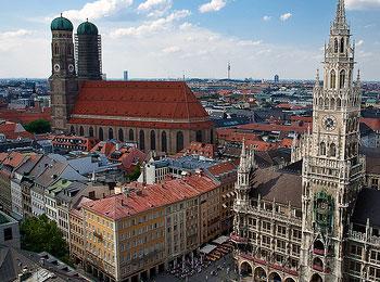 充実のドイツ・オーストリア♪ ミュンヘン・ザルツブルグ・ウィーン8日間
