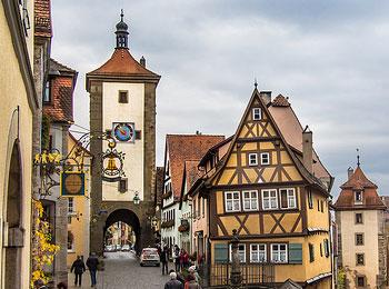 鉄道で巡るドイツ・スイス・フランス周遊♪ローテンブルク・ミュンヘン・インターラーケン・ジュネーブ・パリ10日間