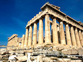 ギリシャ アテネ パルテノン神殿