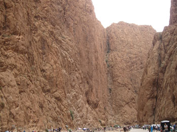 モロッコ トドラ