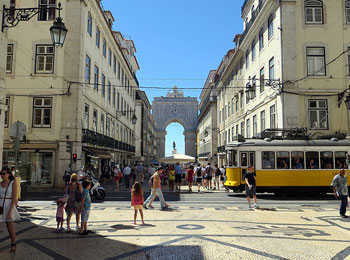 エミレーツ航空で行くポルトガル王道2都市周遊コース☆ポルト・リスボン8日間