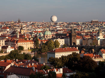 国際特急『レイルジェット』・寝台列車『ENユーロナイト』乗車☆中世の街プラハ・芸術の都ウィーン・東西ドイツの中心ベルリン8日間