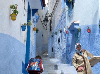 【専用車での全送迎付き】青の街シャウエンとフェズ、マラケシュ☆モロッコ人気3大都市周遊9日間
