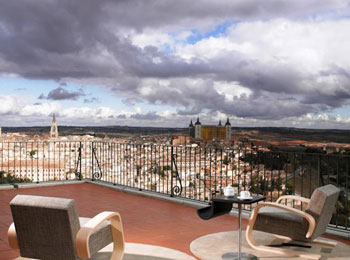 エミレーツ航空で行くスペイン3都市☆トレドパラドールをはじめスーペリアデラックスホテル宿泊♪トレド・マドリッド・バルセロナ8日間