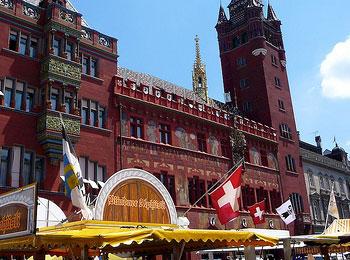 4つ星ホテルに滞在♪スイス・フランス・ドイツ周遊バーゼル・ストラスブール・シュツットガルト8日間