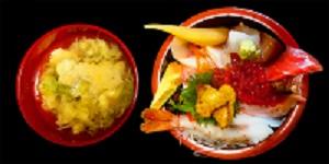 うに入り海鮮丼(イメージ)