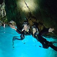 感動の青の洞窟スノーケルツアー(イメージ)