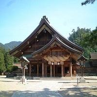 日本を代表する『縁結びの神様』(イメージ)