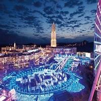 1300万球のイルミネーション「ハウステンボス 光の王国」11月3日オープン!開幕!