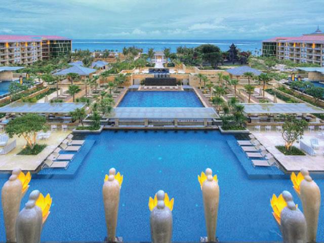 <福岡発>フィリピン航空で行く、2012年OPENのラグジュアリーリゾート「ムリアリゾート」に泊まるバリ島 4日間!【カード決済OK】