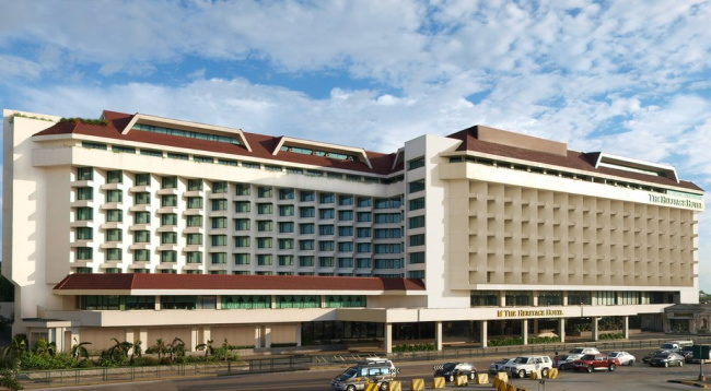 《ANA指定/羽田発着》◆マニラ3日間◆ヘリテージホテル(朝食付)~送迎付~ お一人様別途可