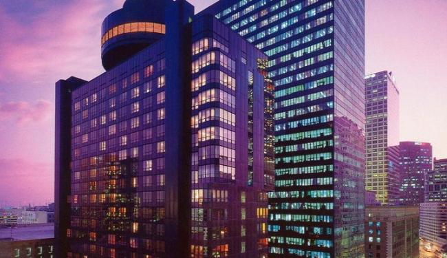 ダウンタウンの中心にあるホテル/シェラトングランドロサンゼルス/イメージ