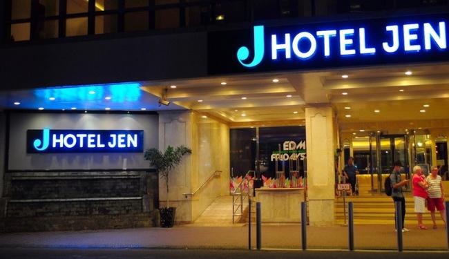 《ANA指定/羽田発着》◆マニラ3日間◆ホテル ジェン(旧トレイダース)【送迎付】 お一人様別途可