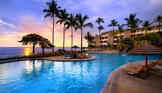 JAL直行便で行くハワイ島♪シェラトンコナリゾートに滞在♪お子様5万円引き!送迎or滞在中レンタカー乗り放題♪リゾートフィー込み・ヴァリューワールド特典付き♪