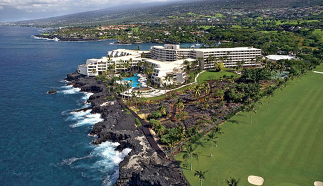 《2名1室》 ★ハワイ島5日間★ マンタが訪れるビーチ♪シェラトン コナリゾート【レンタカー付/送迎別途可】