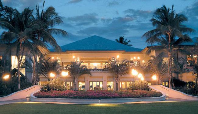 ヨーロッパとハワイの雰囲気が調和した上質なリゾート/フェアモントオーキッド/イメージ