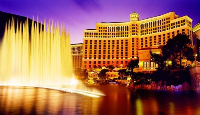★羽田発デルタ航空★ ラスベガス5日間 巨大な噴水が有名なDXホテル!ベラージオ <航空券+ホテルのフリープラン!送迎別途可>