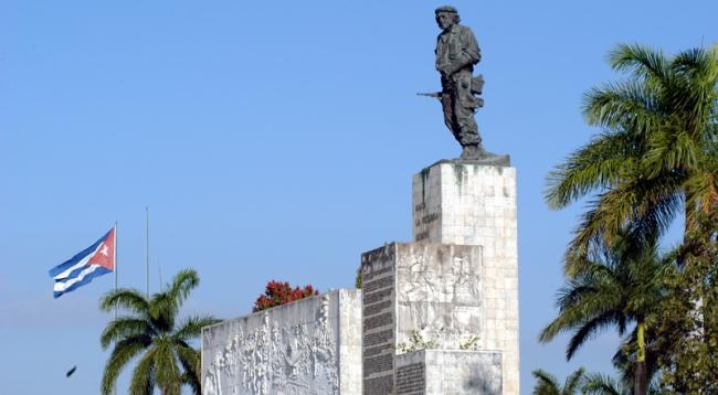 チェ・ゲバラの銅像/イメージ