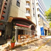 コートホテル博多駅前(外観)