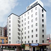 ホテルエコノ金沢駅前(外観)