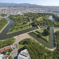 函館 五稜郭公園
