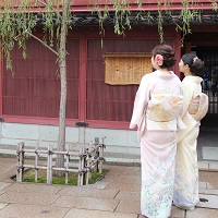 ひがし茶屋街(写真提供:金沢市)
