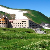 ホテル立山 外観