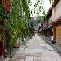 金沢ひがし茶屋街(イメージ)