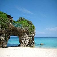 宮古島の中で最もメジャーな砂山ビーチ
