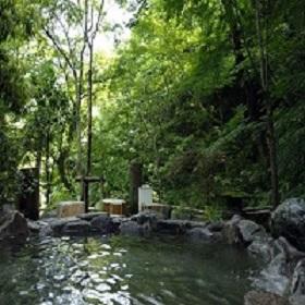 ホテル南風荘(露天風呂一例)
