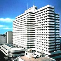 ホテルプラザオーサカ(外観)