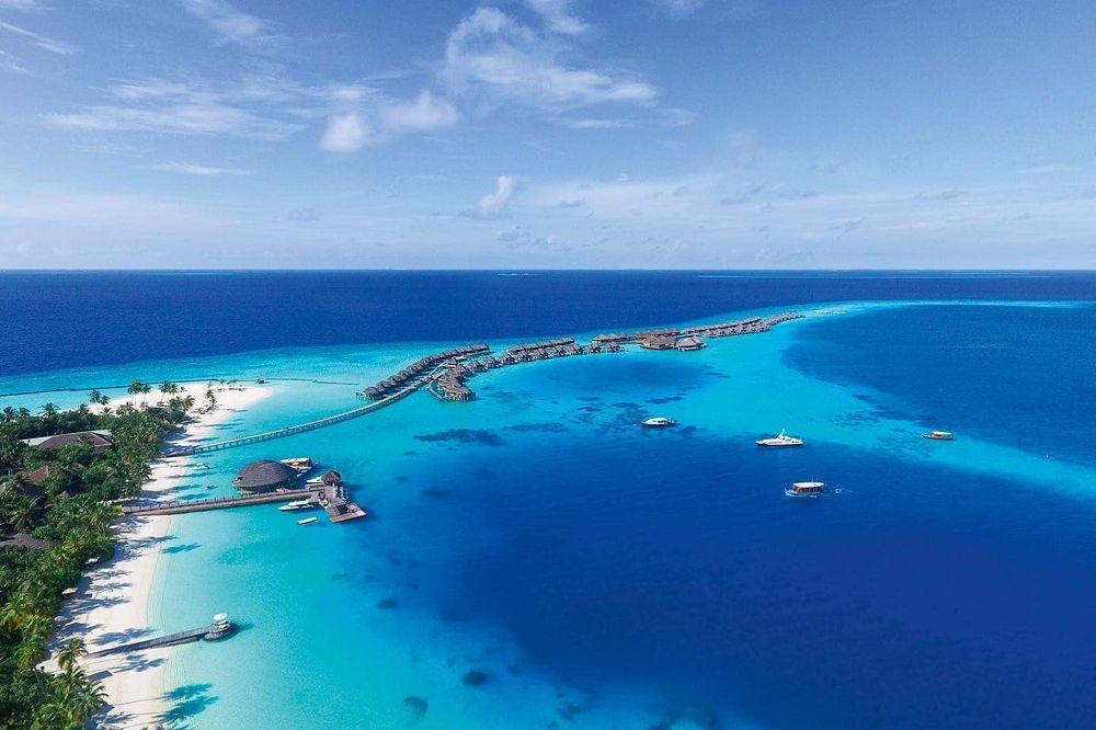 羽田発/シンガポール航空で行くモルディブ7日間/コンスタンス・ハラヴェリ・リゾート・モルディブ(水上ヴィラ)/アリ環礁