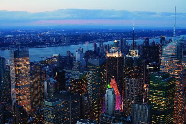 [成田発]アメリカン航空で行くシカゴ&ニューヨーク6日間/スタンダードクラス/送迎付き♪