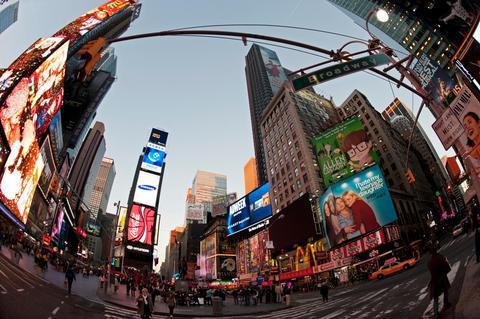 成田発/ANAで行くニューヨーク&ロサンゼルス7日間【ル・パーカー・メリディアン(ニューヨーク)3泊、ロウズハリウッド(ロサンゼルス)2泊】★送迎付き!
