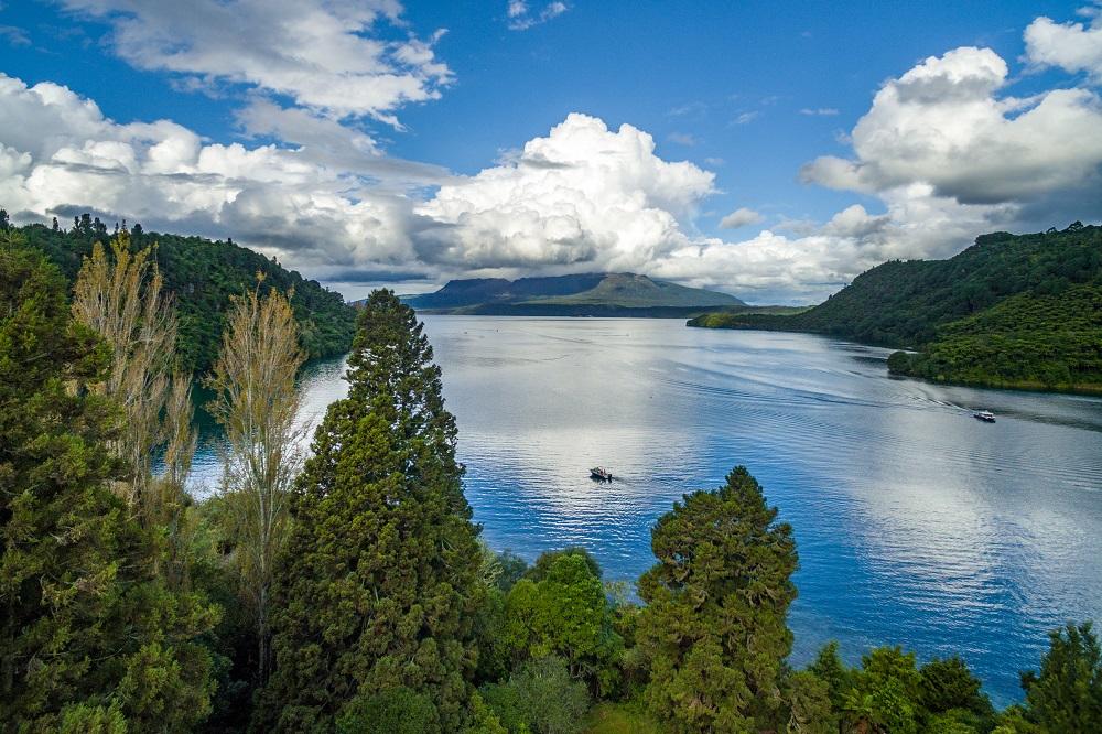 ニュージーランド南島周遊とロトルア9日間/ミルキーブルーの湖と美しい星空の村『テカポ』に滞在☆成田発ニュージーランド航空