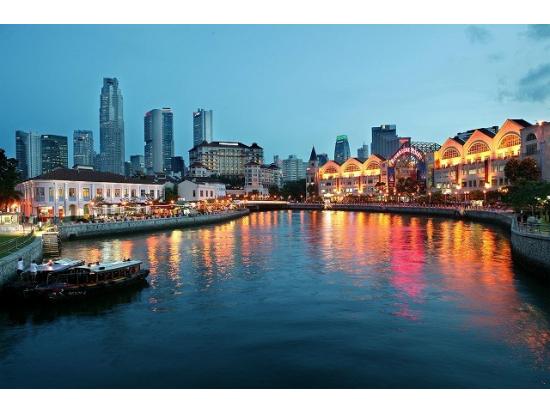 ~シンガポール&台北・人気の2都市巡り~チャイナエアライン利用・シンガポールと台北4日間♪うれしい朝食&送迎付!【ホテル:エコノミークラス】