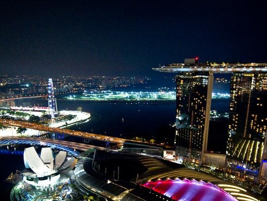 [羽田発]シンガポール航空『ビジネスクラス』《09:10発》で行くシンガポール3日間/人気のセントーサ島を満喫!【セントーサリゾートスパ】朝食付き