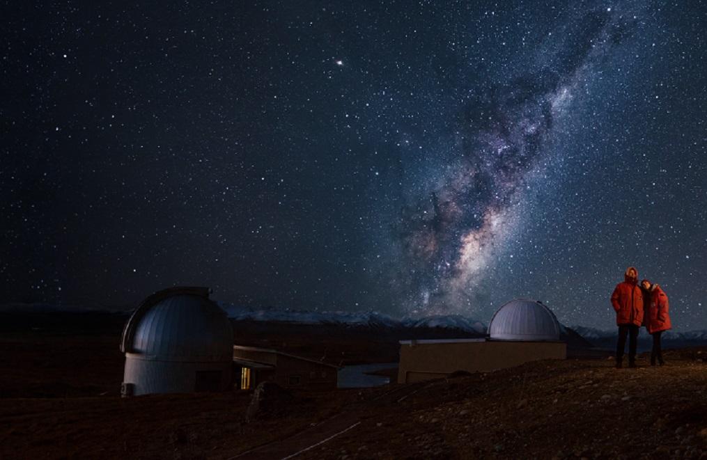 ミルキーブルーの湖と美しい星空の村『テカポ』に滞在☆ニュージーランド南島6日間/成田発ニュージーランド航空